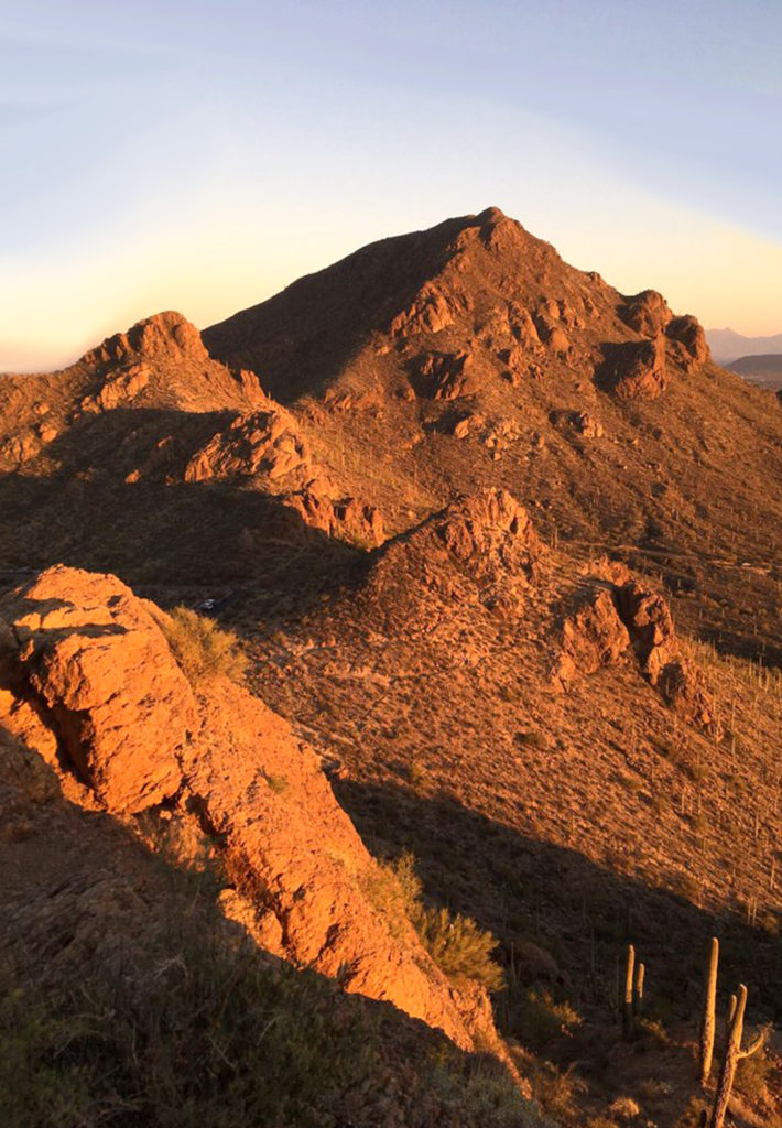 Gates Pass - Tucson Mountains