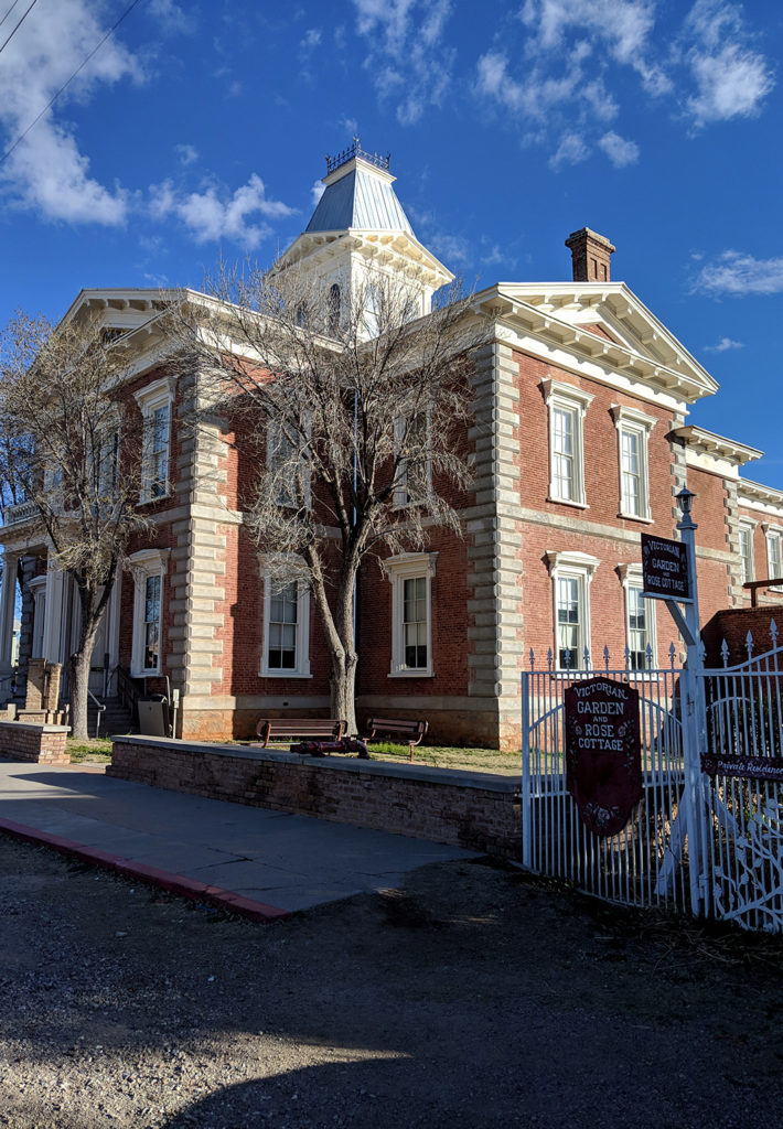 Old Cochise County Courthouse, Tombstone