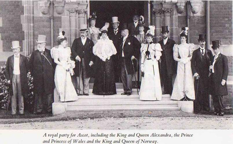 King's Party Royal Ascot
