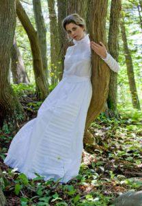 Delphinia Edwardian Gown