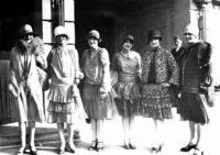Roger-Viollet – Concours d'élégance en 1925