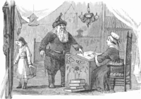 Illustration from Lili's Travels