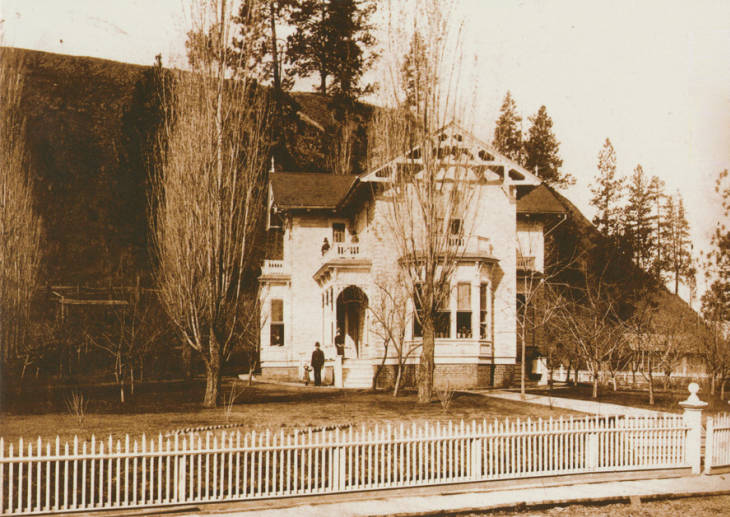 Perkins House c. 1920