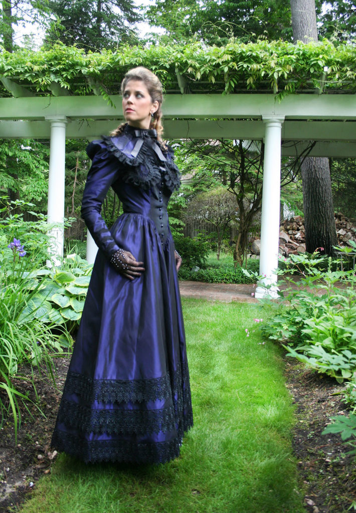 Desidera Victorian Gown and Collar