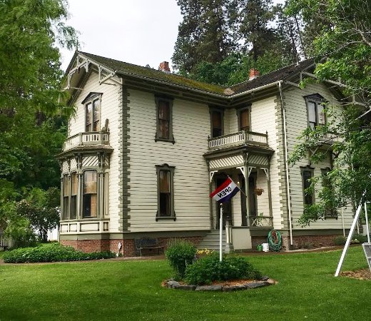 Perkins House today