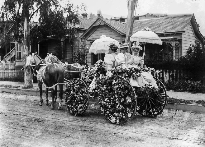 1895 winning carriage