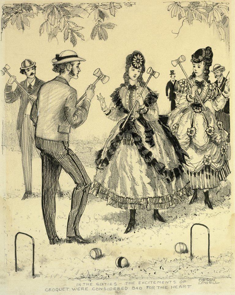 Victorian-croquet-craze