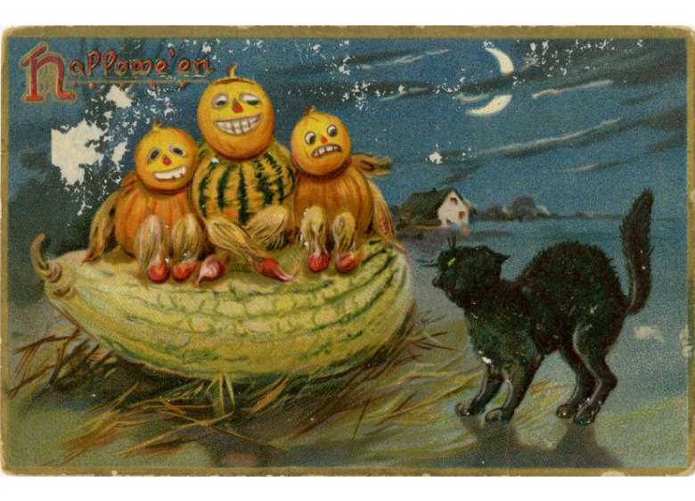 Victorian-halloween-card-creepy