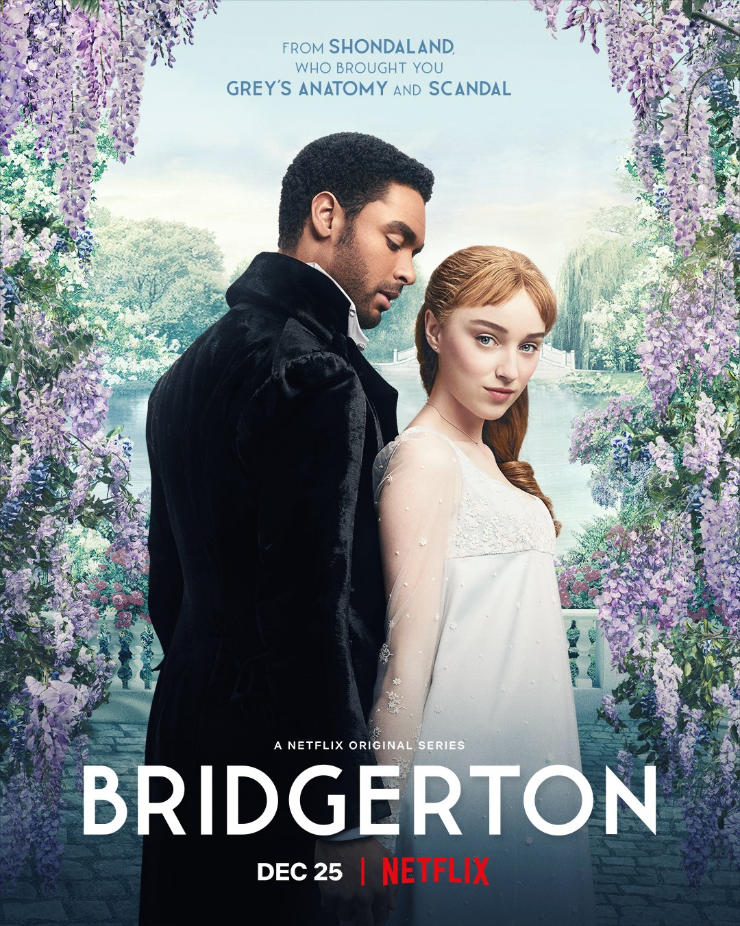 Bridgerton-poster