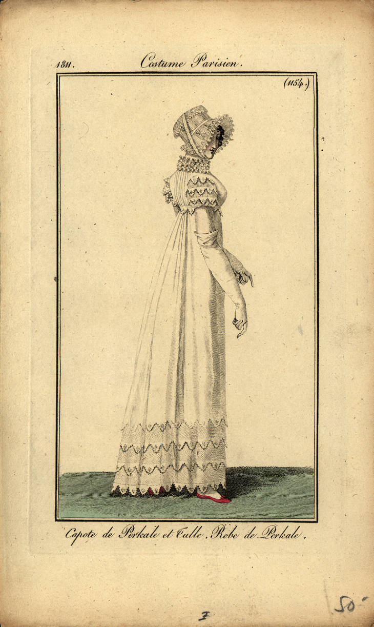 Regency-day-dress