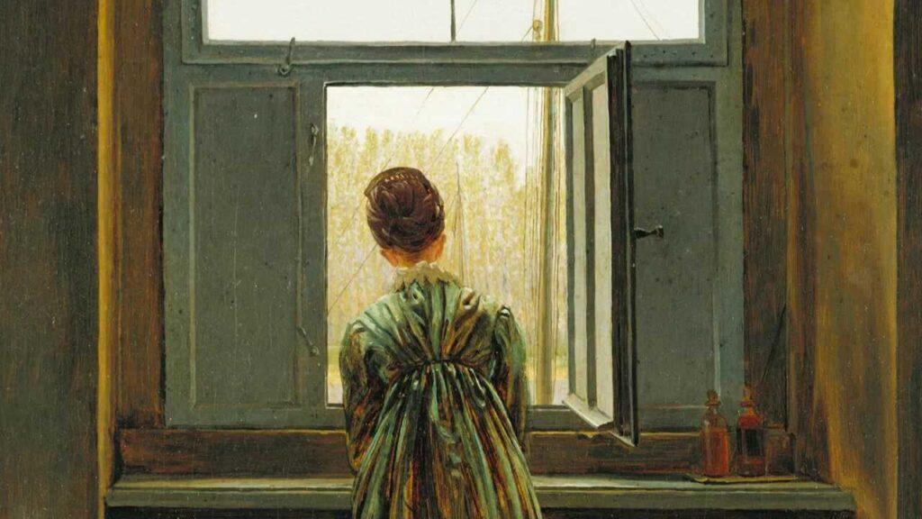 Victorian-woman-near-window